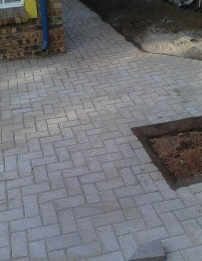 50mm Standard rectangular Bevel Paving – cheapest paving